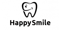 logo happy smile
